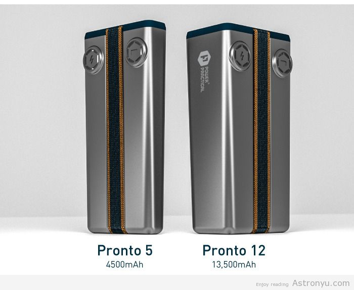 Pronto Fast Charge Battery
