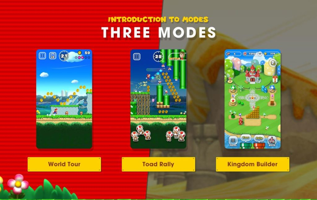 supermariorun-three-modes