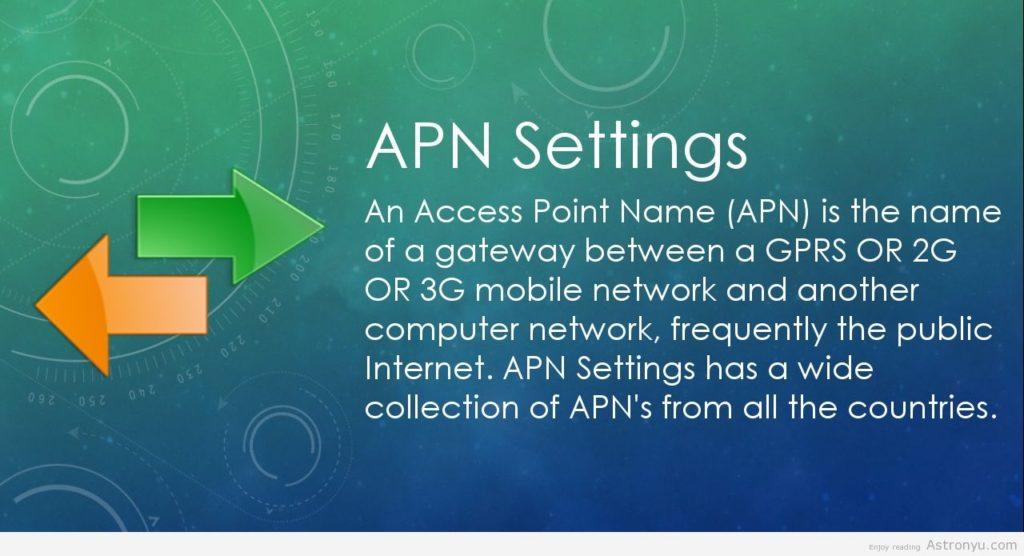 Manual APN settings for Maxis, Celcom, DiGi, U Mobile, Tunetalk