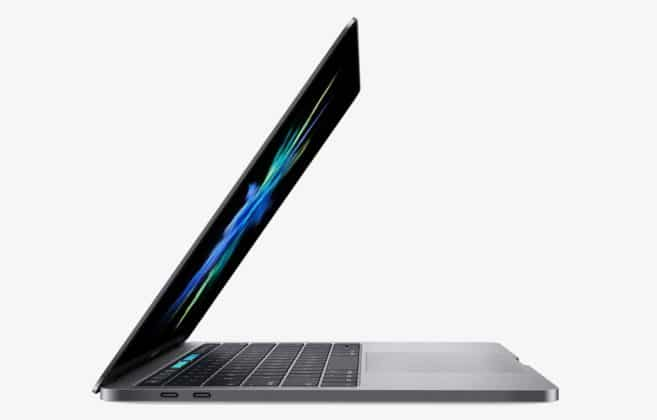 new MacBook Pro 2016