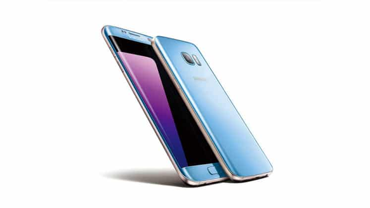 blue coral galaxy s7 edge