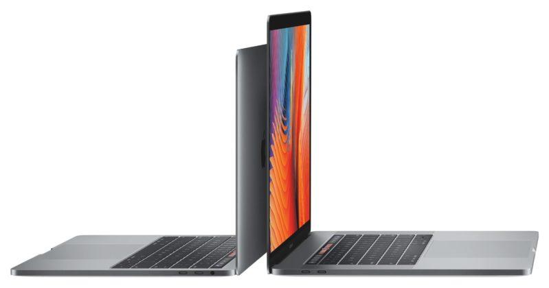 new MacBook Pro 2016